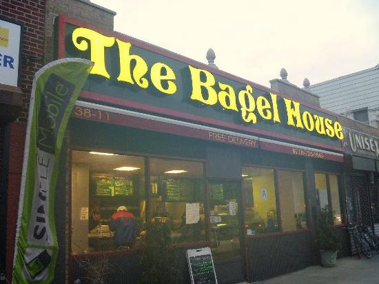 The Bagel House Ditmars Astoria Menu Prices Restaurant