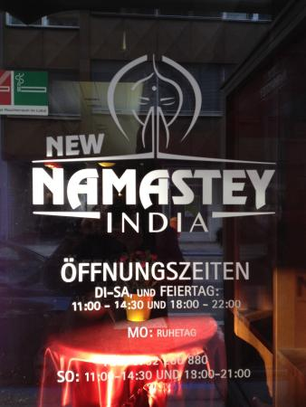 New Namastey