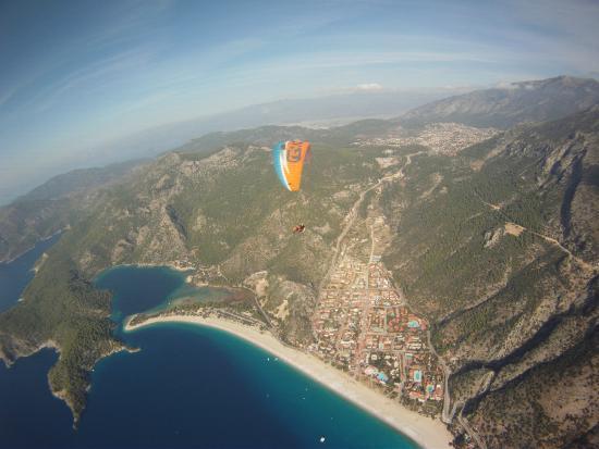 Reaction Paragliding - Foto di Oludeniz, Provincia di ...