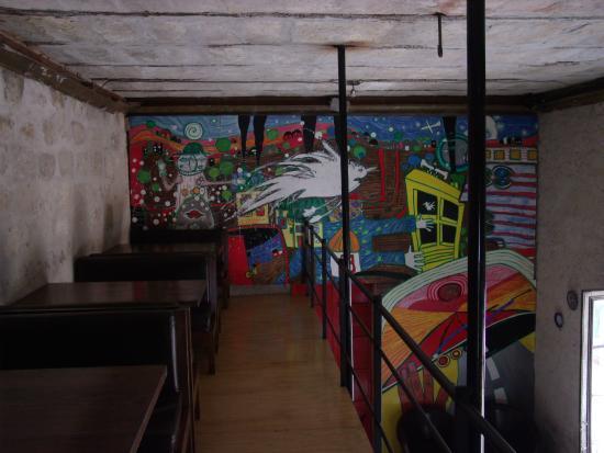Istanbul Lounge Bar: restaurante