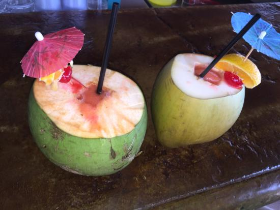 Coconut Bay Beach Resort Spa Rum Drinks