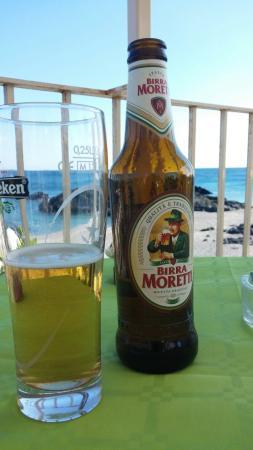 Lido l'Aurora Celeste: Birra ☺