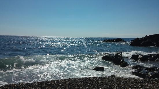 Lido l'Aurora Celeste: The beach