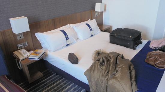 Holiday Inn Express Campo de Gibraltar - Barrios: Quarto 309