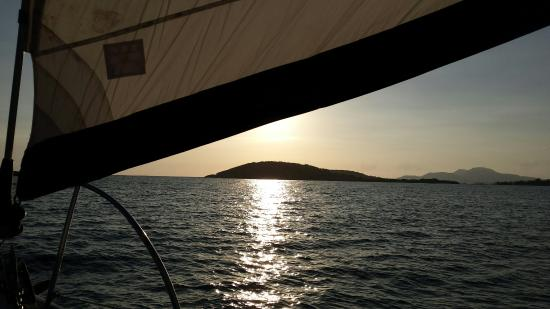 Marauder Sailing Charters - Private Tours: Beautiful Sunset