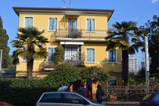 Antica Villa Graziella : Vue de l'hôtel