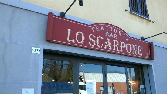 Bar Trattoria Lo Scarpone