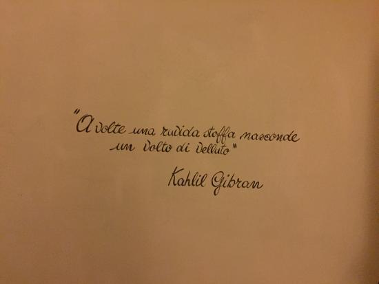 frasi Frasi muri   Picture of DV Chalet Boutique Hotel & Spa, Madonna Di  frasi