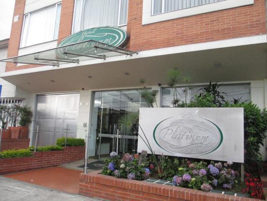 Photo of Hotel Platinum Suite Bogota