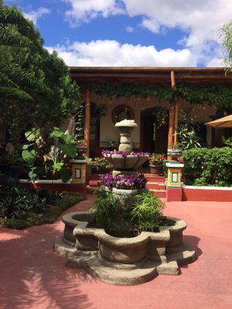Hotel Palacio Chico 1850: Espacio común del hotel