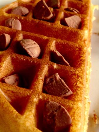 Kathy's Waffle House : El mejor waffles que te puedes comer en Nicaragua. Realmente exquisito, chocolate hecho en casa!