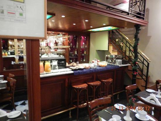 Tanguero Boutique Hotel: Café da manhã