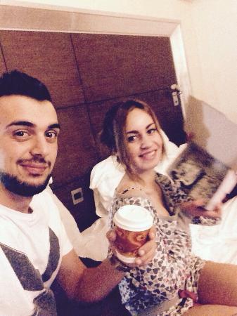 Thank you ! Best coffe Ever ! Xxx - Bild von Caffe Berry (coffee shop ...