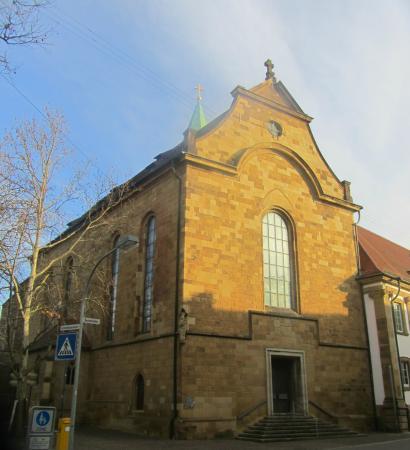 Deutschordensmunster St. Peter und Paul
