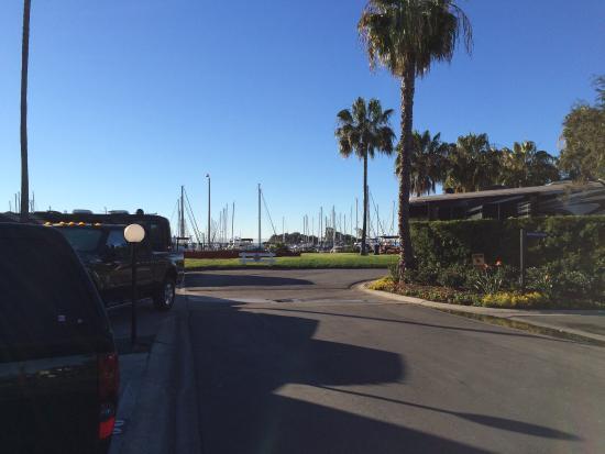 Chula Vista RV Resort : To the marina