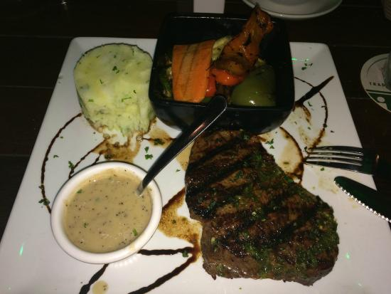Rancho Steak & Lobster : Tenderloin Steak