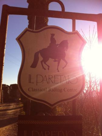 Il Paretaio: Your welcome...