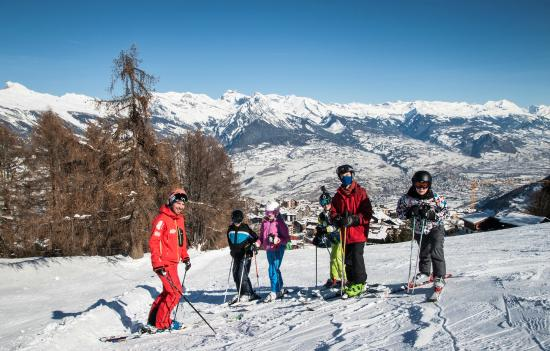 Nendaz, Switzerland: Neige Aventure Kids club: Come out and play with us