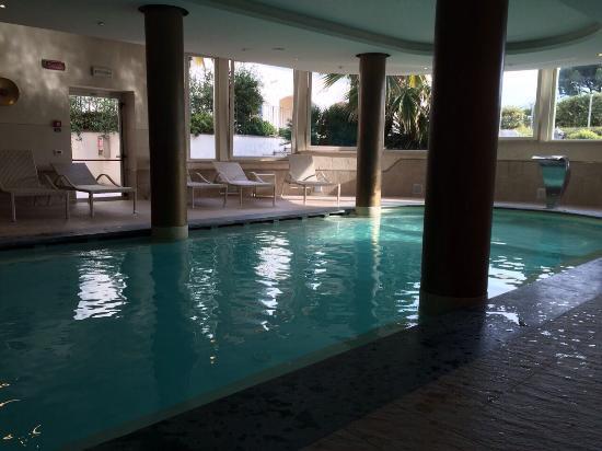 Hotel Monastero: Piscina interna
