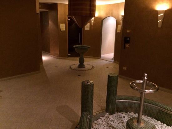Hotel Monastero: Entrata spa