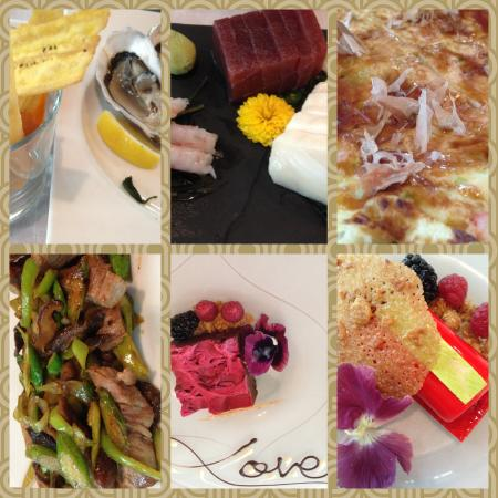 Kaori: Resumen de algunos platos de la comida
