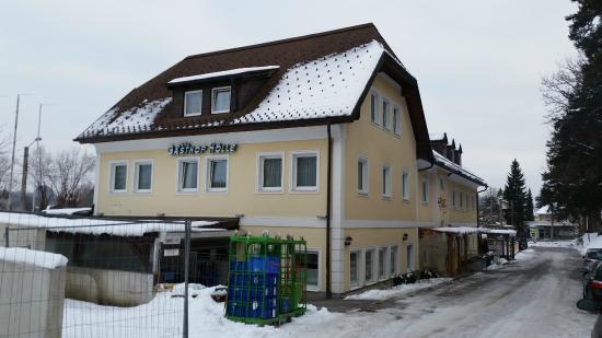 Austria Classic Hotel Hoelle : Altra vista dell'albergo
