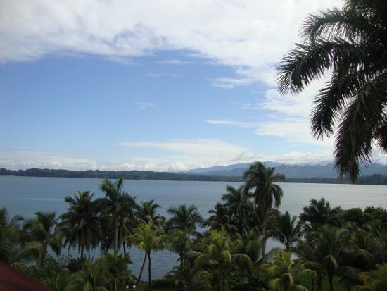 Hotel Villa Caribe: Veduta che si gode dalla stanza
