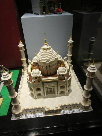 Sidney Museum & Archives: Lego display