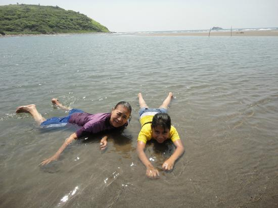 Veracruz, Meksiko: en las temporadas de calor tiene aguas muy tranquilas y tibias