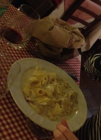 Al Vicolo: Lovely fresh pasta