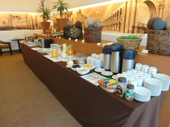 Tierra Viva Arequipa Plaza Hotel : Fabulous Breakfast Buffet
