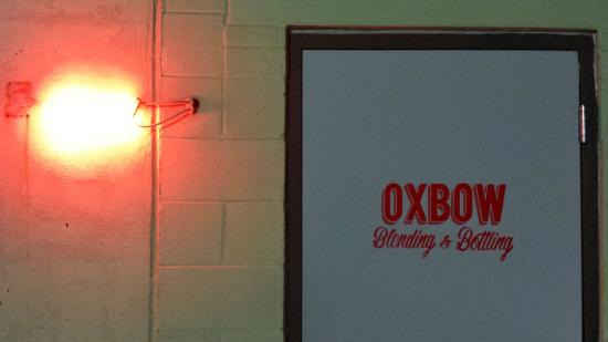 Oxbow Blending & Bottling Tasting Room