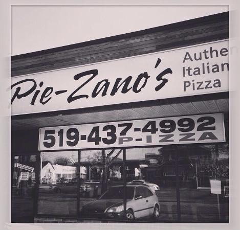Chatham, Canadá: Pie-Zano's