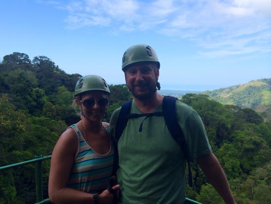 Osa Canopy Tour: What an adventure!