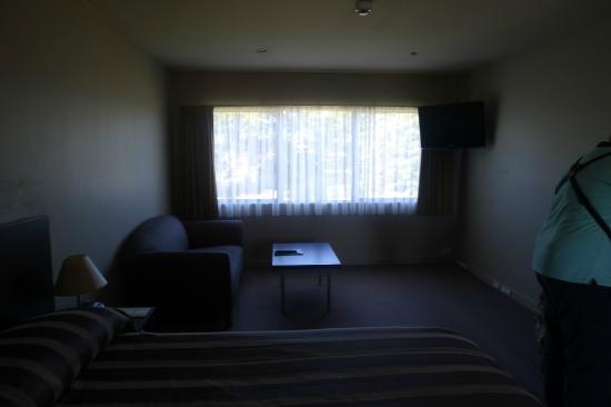 Airport Delta Motel: chambre