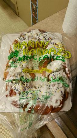 Manny Randazzo S King Cakes Cake