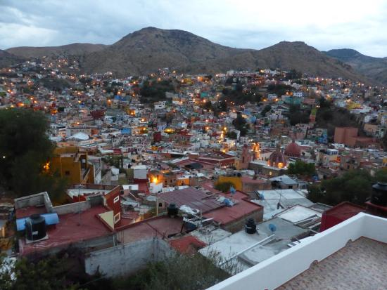 Casa Zuniga B&B : View from my balcony