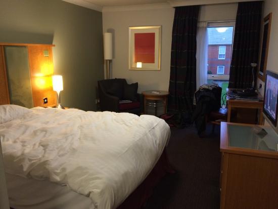 De Vere Cranage Estate: Double room
