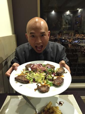 Pinello Restaurante: 牛肉嫩