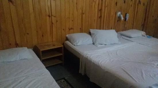 Hotel Fazenda Rio Dos Frades: Acomodações simples  mas gostosas
