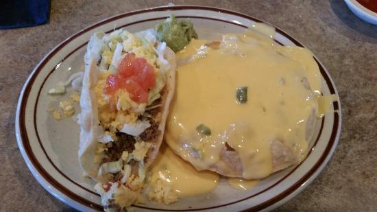 Casa Manana Mexican Restaurant Grandaddy Special
