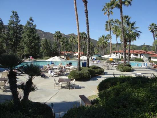 Boulder Pool And Hot Tubs Picture Of Welk Resort San