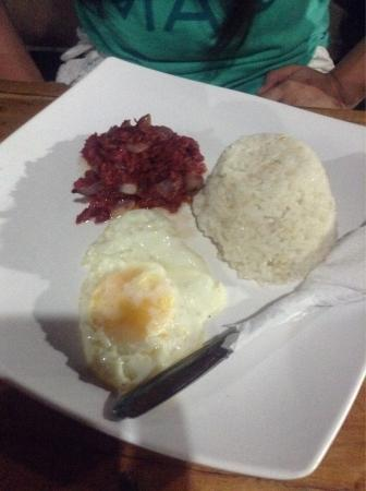 Cornelios Food Haus : Cornsilog