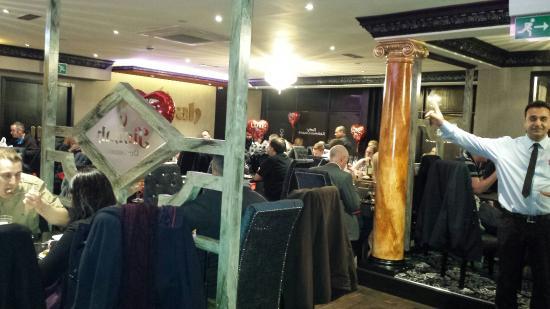 Jinnah Restaurant York