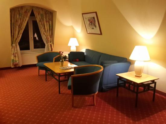 Seehotel Grossherzog von Mecklenburg: Unsere gemütliche Juniorsuite