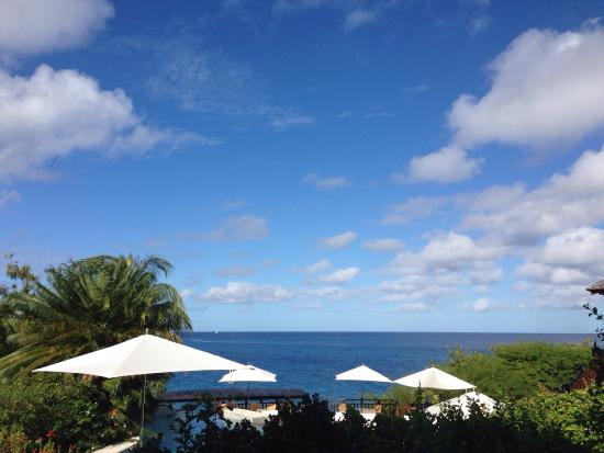 Cap Estate, St. Lucia: View from room #1