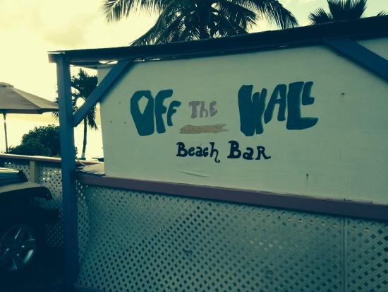 Off The Wall, Cane Bay