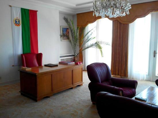 Arbanassi Palace : Suite utilisée par les minstres