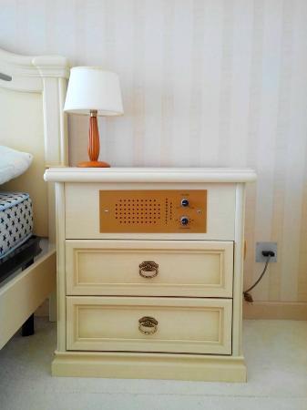 Arbanassi Palace : La radio dans la chambre