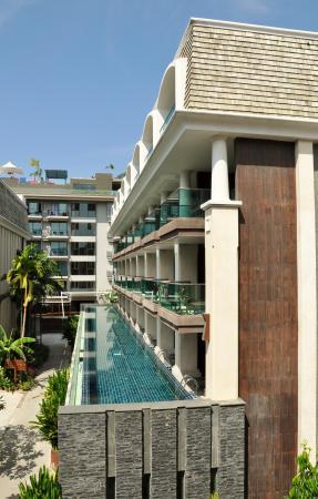 Phuket Graceland Resort & Spa: Vue de la chambre n° 1341